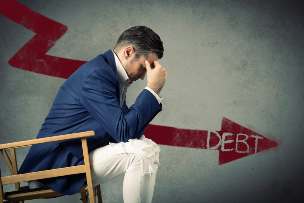 If you're paralyzed over your debt, and don't know where to turn.