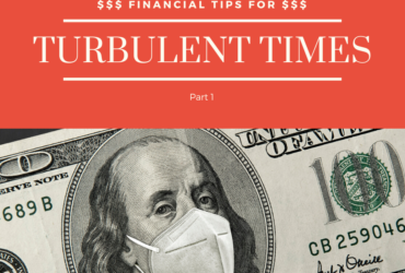 Financial Tips-for Turbulent TImes